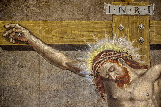 Catholic doctor gives medical view of Christ's passion, crucifixion